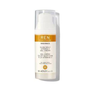 Glow Daily Vitamin C Gel Cream - Ren